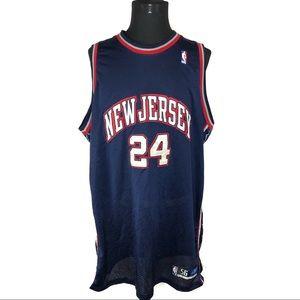 Reebok Richard Jefferson jersey size 56